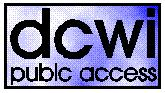 DCWI helps  you do more with the Internet!